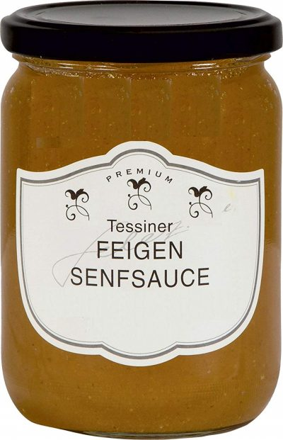 Tessiner Feigen Senf  Culinaria