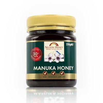 Manuka Honig 30+ MG Multiflora