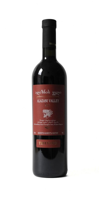 2016 Alazani Valley Tbilvino Georgien